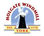 Holgate Windmill logo
