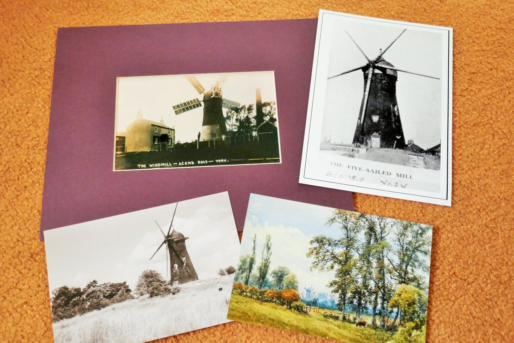 A selection of pictures from the windmill archives